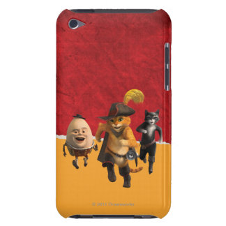 CG Puss Humpty Kitty Barely There iPod Cover