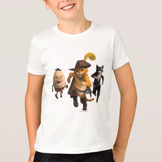 CG Puss Humpty Kitty T-Shirt