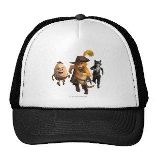 CG Puss Humpty Kitty Trucker Hat