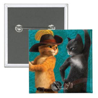 CG Puss Kitty Buttons