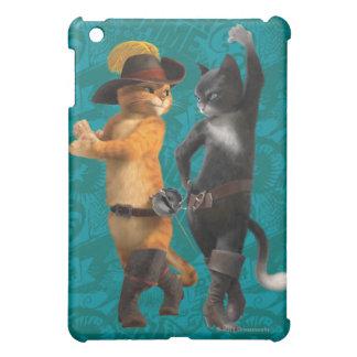 CG Puss Kitty iPad Mini Cases