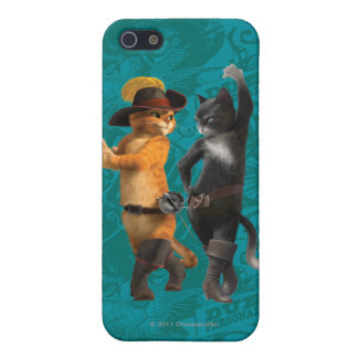 CG Puss Kitty iPhone SE/5/5s Cover