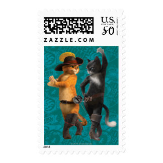 CG Puss Kitty Postage