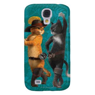 CG Puss Kitty Samsung S4 Case