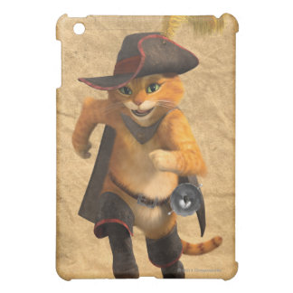 CG Puss Runs iPad Mini Cases