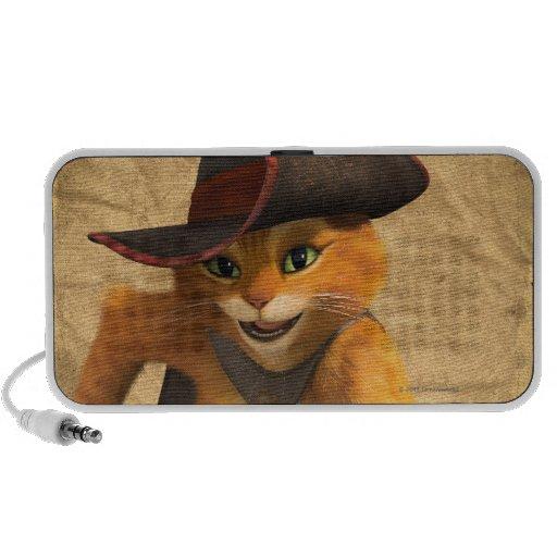 CG Puss Runs Portable Speaker