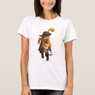 CG Puss Runs T-Shirt