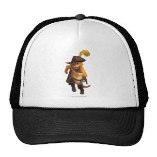 CG Puss Runs Trucker Hat