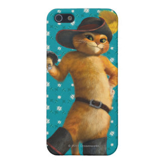 CG Puss Waves Sword Case For iPhone SE/5/5s