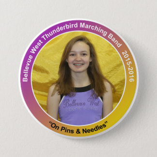CG-Soph-Holly Pinback Button