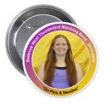 CG-Sr-Nicole Pinback Button