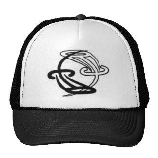 CG yin yang hat