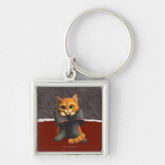 CG Young Puss Keychain