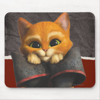 CG Young Puss Mouse Pad