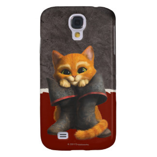 CG Young Puss Samsung S4 Case