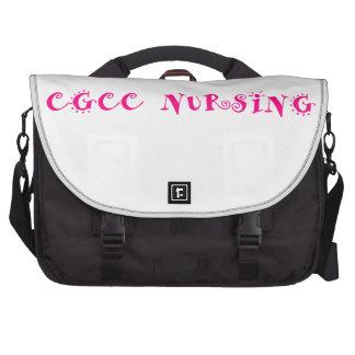 CGCC Nursing commuter bag