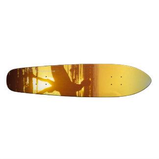 CGCx3 Skateboard Deck