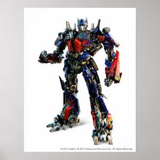 Cgi primero 2 de Optimus Poster
