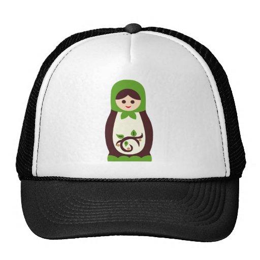 CGMatryP1 Mesh Hats