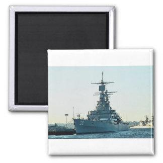 """CGN 39"""" USS Tejas"""", crucero de propulsión nuclear, Imán Para Frigorifico"""