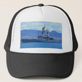 "CGN 41 ""USS Arkansas"", nuclear powered cruiser Trucker Hat"