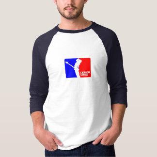 CG's 3/4 baseball jersy T-Shirt