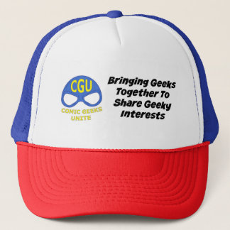 CGU Geeky Interests Hat