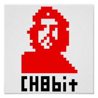 CH8bit Posters