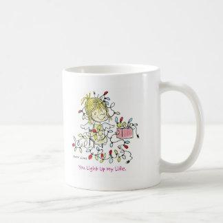 CH-001 Christmas Light Life Coffee Mug