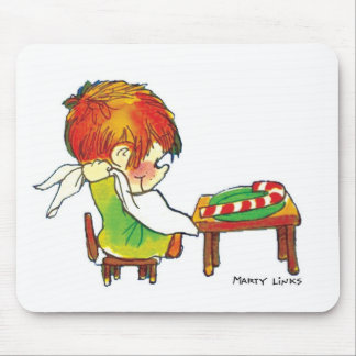 CH-005 Christmas Dinner Mouse Pad