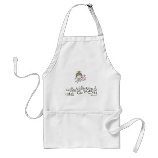 CH-010 Christmas Angel Aprons