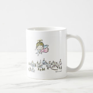CH-010 Christmas Angel Coffee Mug