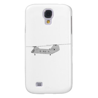CH-46E cargo helicopter Samsung Galaxy S4 Covers