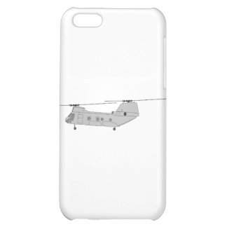 CH-46E cargo helicopter iPhone 5C Cover