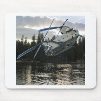 CH-47 CHINOOK MOUSE PAD