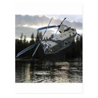 CH-47 CHINOOK POSTAL