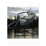 CH-47 CHINOOK TARJETAS POSTALES