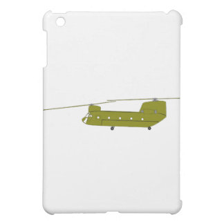 CH-47D cargo helicopter iPad Mini Covers