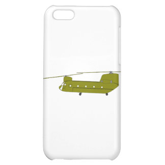 CH-47D cargo helicopter Case For iPhone 5C