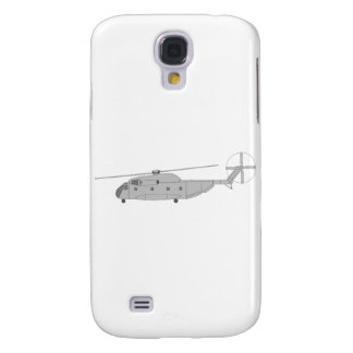 CH-53D cargo helicopter Samsung Galaxy S4 Case