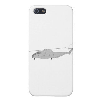 CH-53D cargo helicopter Case For iPhone 5