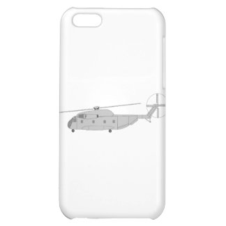 CH-53D cargo helicopter iPhone 5C Cover