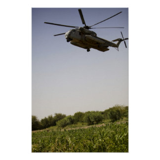 CH-53D Sea Stallion Poster