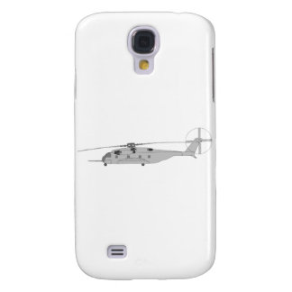 CH-53E cargo helicopter Galaxy S4 Cover