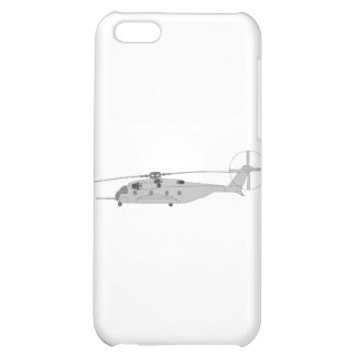 CH-53E cargo helicopter Case For iPhone 5C
