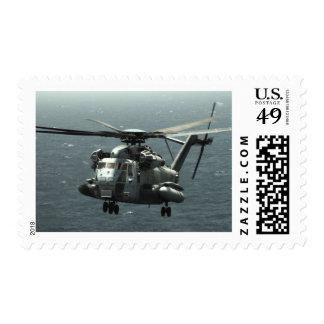 CH-53E Super Stallion Postage Stamp