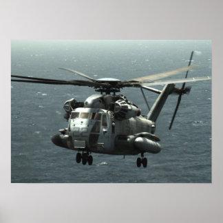 CH-53E Super Stallion Poster