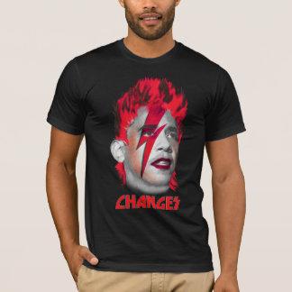 Ch-Ch-Changes - Barack Obama T-Shirt