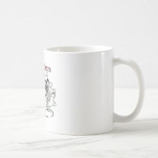 CH Kitty Line Dance Coffee Mug
