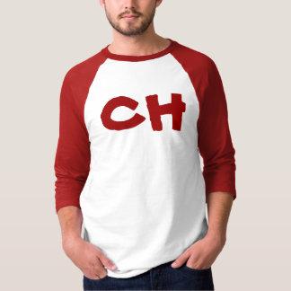 CH-Shirt sabe rojo Playera